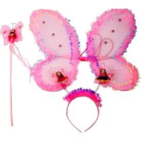 Pillangó szárny kiegészítőkkel - többféle Itt egy ajánlat található, a bővebben gombra kattintva, további információkat talál a termékről.