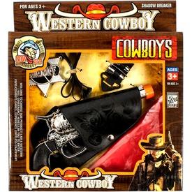Cowboy pisztoly +csillag +lőszer Itt egy ajánlat található, a bővebben gombra kattintva, további információkat talál a termékről.