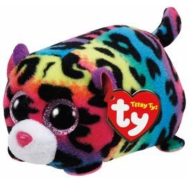 Jelly leopárd plüssfigura - 10 cm