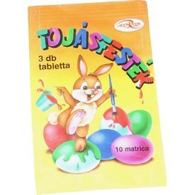 3 tablettás tojásfesték Itt egy ajánlat található, a bővebben gombra kattintva, további információkat talál a termékről.