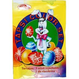 Tapsi tojásfesték Itt egy ajánlat található, a bővebben gombra kattintva, további információkat talál a termékről.