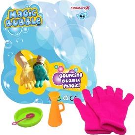 Magic Bubble megfogható buborék készlet kesztyűvel - többféle Itt egy ajánlat található, a bővebben gombra kattintva, további információkat talál a termékről.