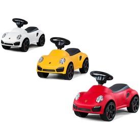 Porsche 911 lábbal hajtós kisautó - többféle