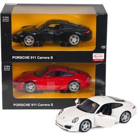 Porsche 911 fém autómodell - 1:24, többféle Itt egy ajánlat található, a bővebben gombra kattintva, további információkat talál a termékről.