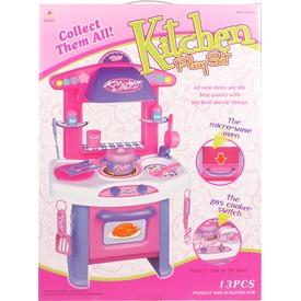 13 darabos konyhakészlet - rózsaszín Itt egy ajánlat található, a bővebben gombra kattintva, további információkat talál a termékről.