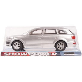 Audi Q7 lendkerekes műanyag autómodell - ezüst Itt egy ajánlat található, a bővebben gombra kattintva, további információkat talál a termékről.