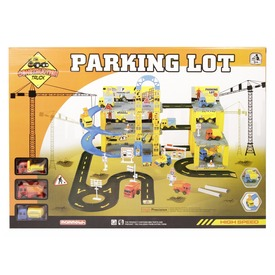Háromemeletes parkolóház autópályával Itt egy ajánlat található, a bővebben gombra kattintva, további információkat talál a termékről.