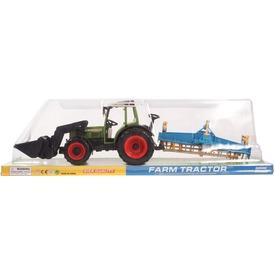 Lendkerekes traktor ekével - 55 cm Itt egy ajánlat található, a bővebben gombra kattintva, további információkat talál a termékről.