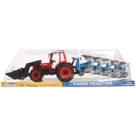 Lendkerekes traktor eke utánfutóval - 55 cm Itt egy ajánlat található, a bővebben gombra kattintva, további információkat talál a termékről.