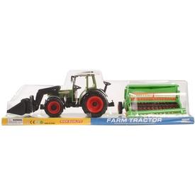 Lendkerekes traktor aprítógéppel - 45 cm Itt egy ajánlat található, a bővebben gombra kattintva, további információkat talál a termékről.