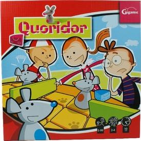 Quoridor Kid társasjáték Itt egy ajánlat található, a bővebben gombra kattintva, további információkat talál a termékről.