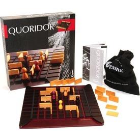 Gigamic: Quoridor classic társasjáték Itt egy ajánlat található, a bővebben gombra kattintva, további információkat talál a termékről.