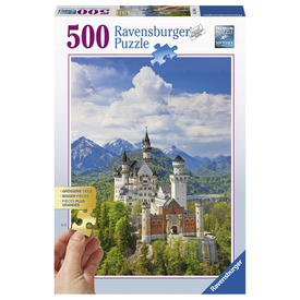 Puzzle 500 db - A kastély