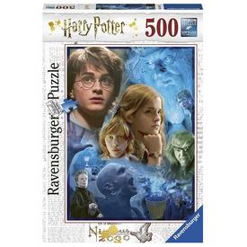 Puzzle 500 db - Harry Potter Roxfortban