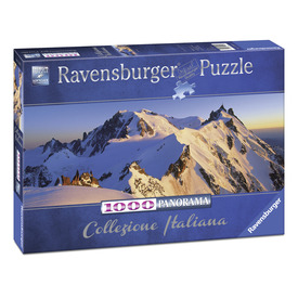 Puzzle 1000 db - Monte Bianco