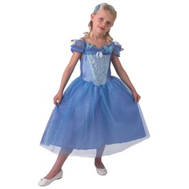 Disney hercegnők Hamupipőke jelmez - 116-os méret