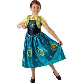 Jégvarázs Anna hercegnő jelmez - 128-as méret
