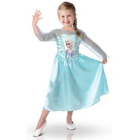 Jégvarázs Elsa hercegnő klasszikus jelmez - 116 cm