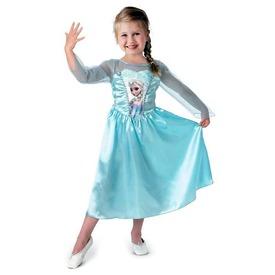 Jégvarázs Elsa hercegnő klasszikus jelmez - 128 cm Itt egy ajánlat található, a bővebben gombra kattintva, további információkat talál a termékről.