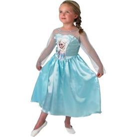 Jégvarázs Elsa hercegnő jelmez - 128 cm Itt egy ajánlat található, a bővebben gombra kattintva, további információkat talál a termékről.