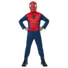 Pókember: Ultimate Spiderman jelmez - 127-137 cm Itt egy ajánlat található, a bővebben gombra kattintva, további információkat talál a termékről.
