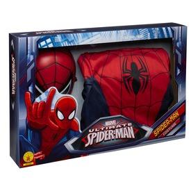 Pókember: Ultimate Spiderman jelmez dobozban - 128-as méret Itt egy ajánlat található, a bővebben gombra kattintva, további információkat talál a termékről.