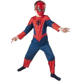 Pókember: Ultimate Spiderman jelmez - 128-as méret Itt egy ajánlat található, a bővebben gombra kattintva, további információkat talál a termékről.