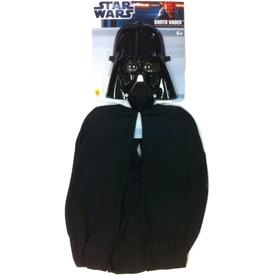 Jelmez-Darth Vader maszk és köpeny