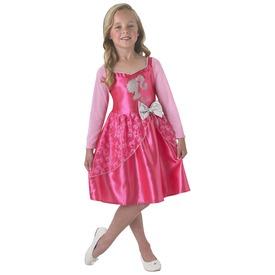 Barbie: Barbie jelmez - 116-os méret Itt egy ajánlat található, a bővebben gombra kattintva, további információkat talál a termékről.