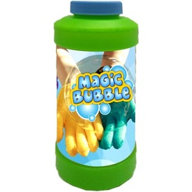Magic Bubble megfogható buborék utántöltő - 350 ml Itt egy ajánlat található, a bővebben gombra kattintva, további információkat talál a termékről.