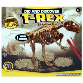 Régész játék - T-Rex csontváz Itt egy ajánlat található, a bővebben gombra kattintva, további információkat talál a termékről.