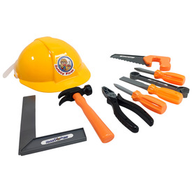 Szerszámkészlet sisakban - narancssárga Itt egy ajánlat található, a bővebben gombra kattintva, további információkat talál a termékről.