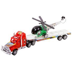 Lendkerekes helikopterszállító kamion - 38 cm Itt egy ajánlat található, a bővebben gombra kattintva, további információkat talál a termékről.