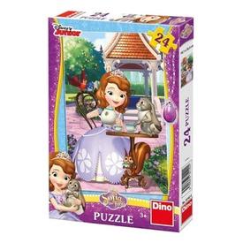 Szófia hercegnő és kisállatai 24 darabos puzzle Itt egy ajánlat található, a bővebben gombra kattintva, további információkat talál a termékről.