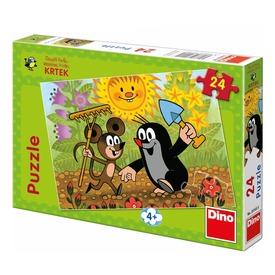 Kisvakond és a kisegér 24 darabos puzzle Itt egy ajánlat található, a bővebben gombra kattintva, további információkat talál a termékről.