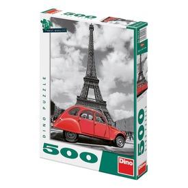 Eiffel torony és Citroen 500 darabos puzzle Itt egy ajánlat található, a bővebben gombra kattintva, további információkat talál a termékről.