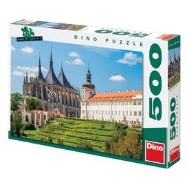 Szent Borbála katedrális 500 darabos puzzle Itt egy ajánlat található, a bővebben gombra kattintva, további információkat talál a termékről.