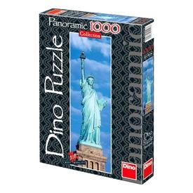 Amerikai szabadság szobor 1000 darabos panoráma puzzle Itt egy ajánlat található, a bővebben gombra kattintva, további információkat talál a termékről.