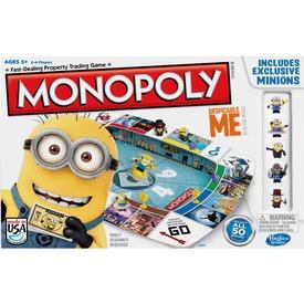 Monopoly Minions társasjáték Itt egy ajánlat található, a bővebben gombra kattintva, további információkat talál a termékről.