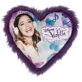 Violetta szív alakú plüss díszpárna - 36 cm Itt egy ajánlat található, a bővebben gombra kattintva, további információkat talál a termékről.