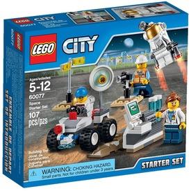 LEGO City Space Port Űrhajós kezdőkészlet 60077 Itt egy ajánlat található, a bővebben gombra kattintva, további információkat talál a termékről.