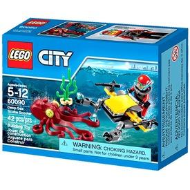 LEGO City Deep Sea Explorers Mélytengeri búvárrobogó 60090 Itt egy ajánlat található, a bővebben gombra kattintva, további információkat talál a termékről.