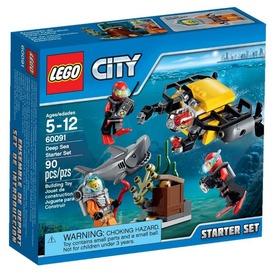 LEGO City Mélytengeri kezdőkészlet 60091 Itt egy ajánlat található, a bővebben gombra kattintva, további információkat talál a termékről.