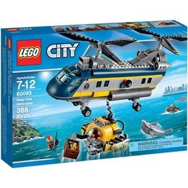 LEGO City Mélytengeri helikopter 60093 Itt egy ajánlat található, a bővebben gombra kattintva, további információkat talál a termékről.