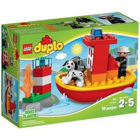 LEGO DUPLO Tűzoltóhajó 10591 Itt egy ajánlat található, a bővebben gombra kattintva, további információkat talál a termékről.