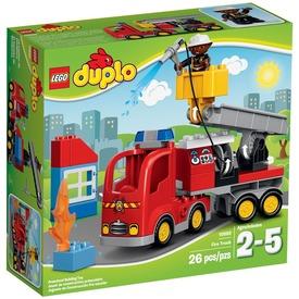 LEGO® DUPLO Tűzoltóautó 10592 Itt egy ajánlat található, a bővebben gombra kattintva, további információkat talál a termékről.