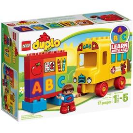 LEGO DUPLO Első buszom 10603 Itt egy ajánlat található, a bővebben gombra kattintva, további információkat talál a termékről.