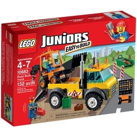 LEGO Juniors Útépítő autó 10683 Itt egy ajánlat található, a bővebben gombra kattintva, további információkat talál a termékről.
