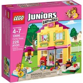 LEGO Juniors Családi ház 10686 Itt egy ajánlat található, a bővebben gombra kattintva, további információkat talál a termékről.