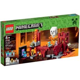 LEGO Minecraft Az alvilági erőd 21122 Itt egy ajánlat található, a bővebben gombra kattintva, további információkat talál a termékről.
